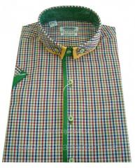 Men's shirt with a short sleeve of T 12-17