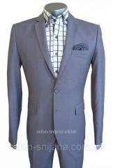 Классический мужской костюм №41/2, 92/2-115 -