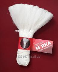 Brushes for whitewashing