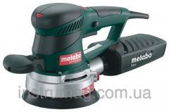 Eccentric Metabo SXE 450 TurboTec grinder