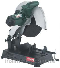 Assembly saw of Metabo CS 23-355