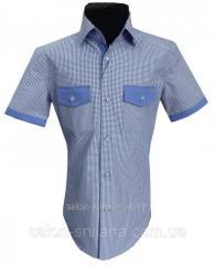 Рубашка детская c коротким рукавом №12/4...