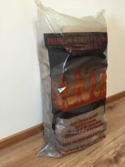 Bois de chauffage en sacs