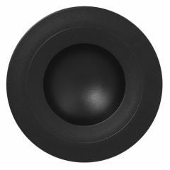 Тарелка глубокая черная,  29 см,  Neofusion