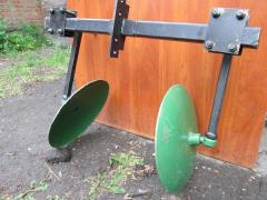 Okuchnik of a diskova on a podshipika of 450 mm