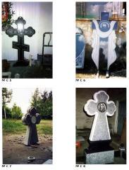 Кресты каменные производство продажа Киев,
