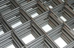 The reinforced grid 110х110х4