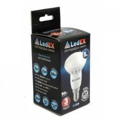 Светодиодная лампа LEDEX 5W E14 R50 PREMIUM (рефлекторная)