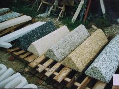 CONSTRUCTIVE elements. Washed Concrete technology