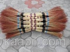 Broom of a premium sorghum