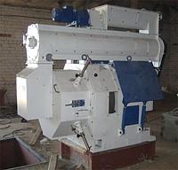 Equipment for production pelle