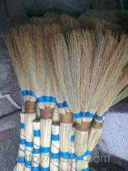 The broom is economic