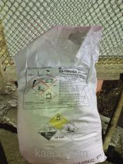 Lime chloric, the hloyena vapno, bleaching powder, calcium hypochlorite Romania in bags on 30 kg