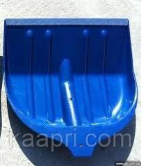 Лопата снегоуборочная № 2