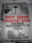 The caustic soda