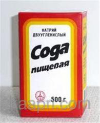 La sosa alimenticio en los paquetes por 500...