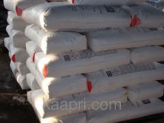 La sosa alimenticio los sacos de 25 kg