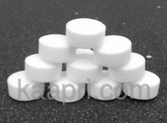 Соль таблетированная для умягчения воды № 4