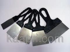 Шпатели малярные стальные № 3