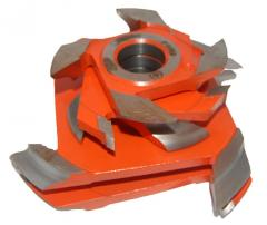 Set cutter 05-004 for the manufacture of the door