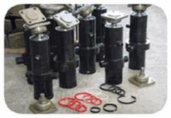 Repair of hydraulic cylinders of the