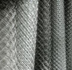Chain-link chorn. 15х15х1