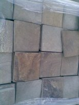 Tile facing of sandstone, a tile the price, facing