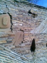 Плитка фасадная рваный камень,  плитка фасадная