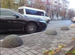 Hemispheres are parking