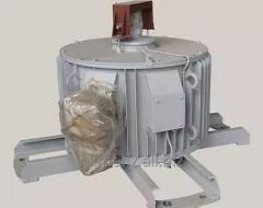 Электродвигатели серии АСВО5К-75-32 У1.5, для безредукторного привода вентиляторов градирен 75 кВт, 187,5 об/мин, монтажное исполнение IM9631, IP54, 380B
