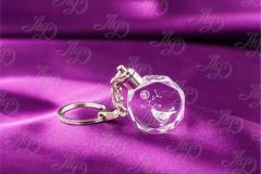 Charm glass