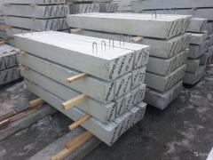 Crossing point of reinforced concrete 1 PB 10-1; 1