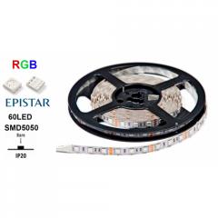 Светодиодная лента LEDSTAR 14,4W SMD5050 RGB 60LED IP20