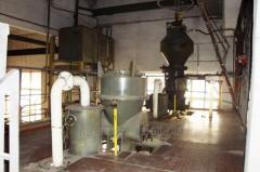 Attrezzature per la produzione di acetilene