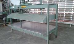 Пресс гидравлический 2-х цилиндра