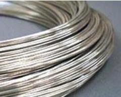 Wire welding alyuminiva of ALMg 5 0 0.8-3.2 of mm