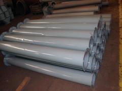 Gravity Pipe (l = 125mm d = 150)