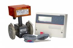 Power and heat consumption meters