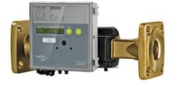 Heat meter of Ultraheat T550/UH50 with ultrasonic flowmeters of Ultrahea