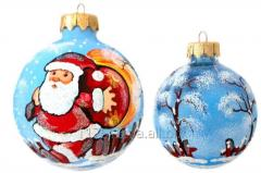Toy fir-tree Santa C-461