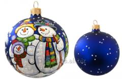 Christmas tree decoration Snowman of K-418