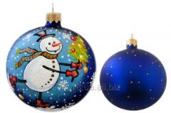 Christmas tree decoration Snowman of K-425