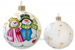 El juguete del árbol de Noel el Monigote de nieve