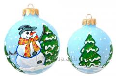 Christmas tree decoration Snowman of K-441