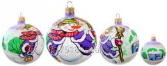 Christmas tree decoration Snowman of K-452