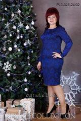 Dress Jacquard PL3-325