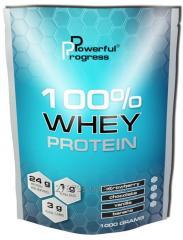 Сывороточный протеин 100% Whey Protein 1кг Ваниль