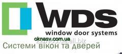 WDS. Двери и окна. Для всей Украины по выгодно низкой цене.