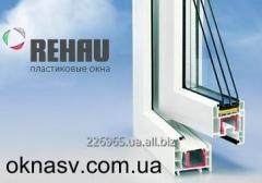 Rehau. Окна и двери для всей Украины.
