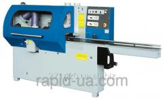 Chetyrekhshpindelny quadrilateral milling machine